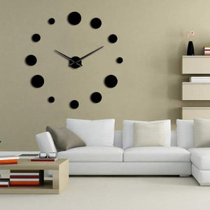 Nairi - DIY Large Wall Frameless Clock