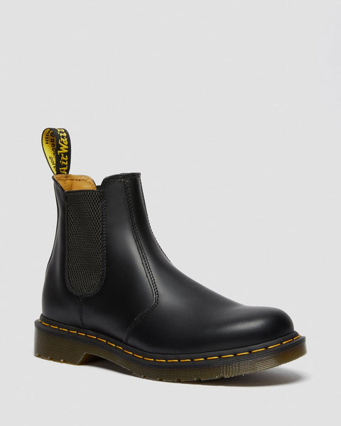 Dr. Martens 2976 Leather Chelsea Black Smooth 22227001