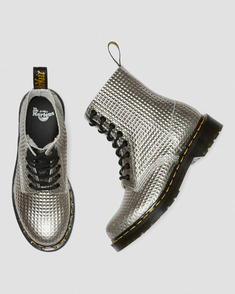 Dr. Martens 1460 Pascal Silver Studded Leather 26656040