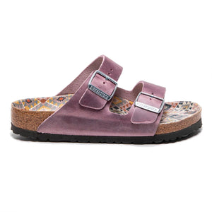 Birkenstock Arizona Oiled Leather Lavender 1019337