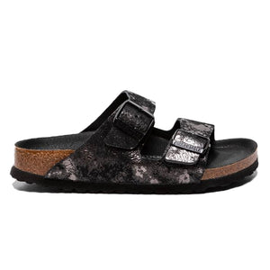 Birkenstock Arizona VL Vintage Metallic Black 1019415