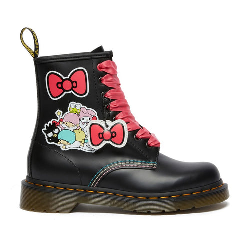 Dr. Martens 1460 x Hello Kitty and Friends Black Polished Smooth 26840001