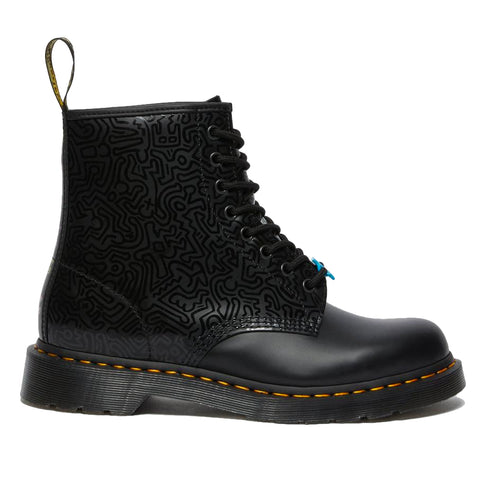 Dr. Martens 1460 Keith Haring Black Smooth 26832001