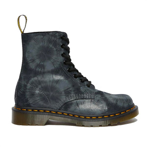 Dr. Martens 1460 Pascal Grey Tie Dye Suede 26406001