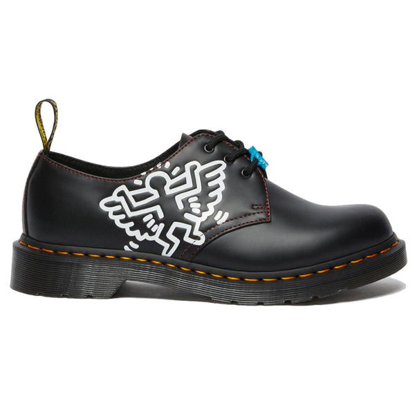 Dr. Martens 1461 Keith Haring Black Smooth 26834001