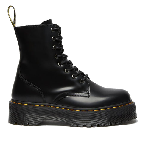 Dr. Martens Jadon Black Polished Smooth 15265001