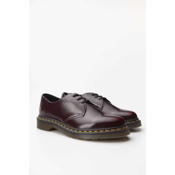 Dr. Martens 1461 Vegan Oxford Brush Cherry Red 14046601