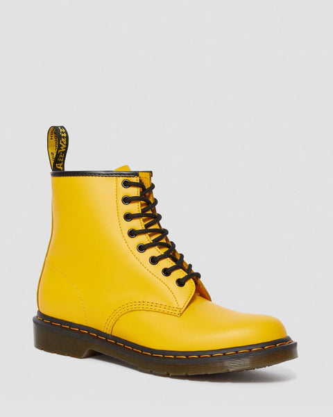 Dr. Martens 1460 Smooth Summer Icons Yellow 24614700