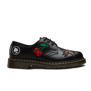 Dr. Martens 1461 Patch Black Smooth 24435001