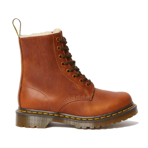 Dr.Martens Fur Lined 1460 Serena Orleans Butterscotch 23912243