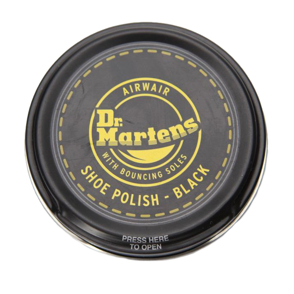 Dr. Martens Shoe Polish Black 50 ml.