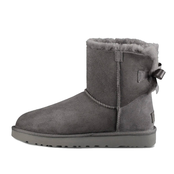 UGG Mini Bailey Bow II Grey 1016501/GRY