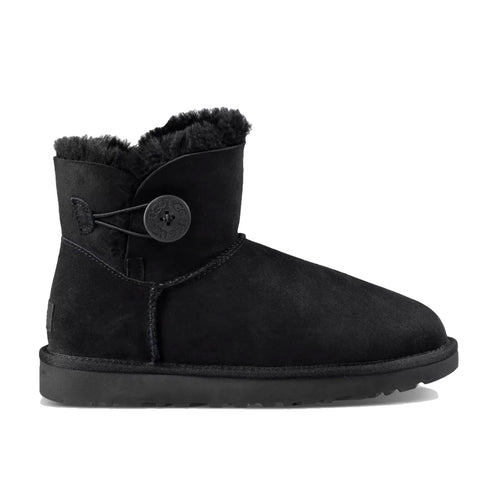 UGG Mini Bailey Button II Black 1016422/BLK