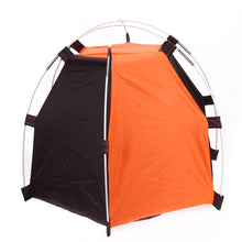 Load image into Gallery viewer, Portable Folding Pet Tent Foldable  Camping Pets Dogs Cats Tent House Shelter Rainproof Washable Pet Cage Tent  E5M1 - Camping And Outdoor Supplies
