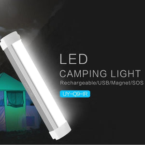 Emergency Led Light w/ Remote Control - Camping And Outdoor Supplies