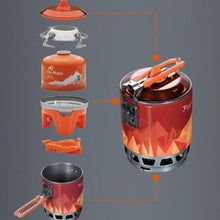 Load image into Gallery viewer, Gas Stove Burner Pot Picnic - Camping And Outdoor Supplies