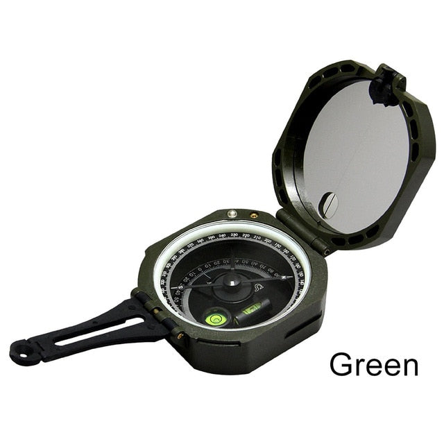 Professional Geological Compass - Camping And Outdoor Supplies