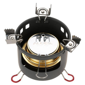 Safe Alcohol Stove - Camping And Outdoor Supplies