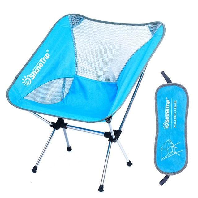 Outdoor Portable Folding Chair - Camping And Outdoor Supplies