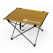 Load image into Gallery viewer, Camel Outdoor Table - Camping And Outdoor Supplies