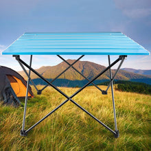 Load image into Gallery viewer, Portable Folding Camping Table - Camping And Outdoor Supplies