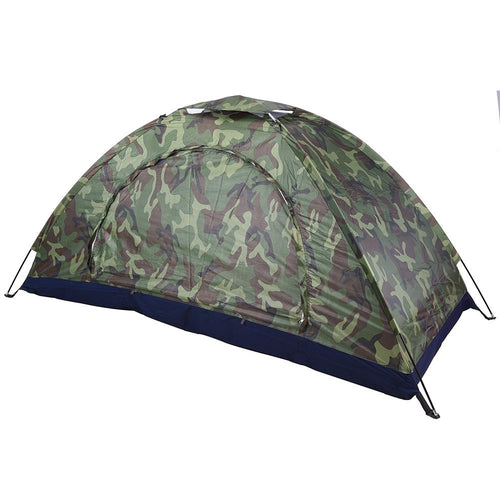 Waterproof Oxford Cloth Single-layer Tent - Camping And Outdoor Supplies