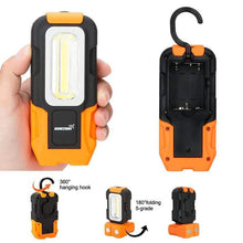 Load image into Gallery viewer, Emergency Work Orange Camping Light - Camping And Outdoor Supplies