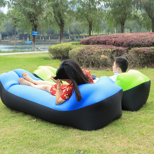 Light Inflatable Outdoor Sofa - Camping And Outdoor Supplies