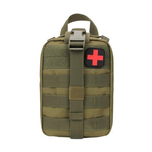 Tactical Waist Pack Emergency Bag - Camping And Outdoor Supplies