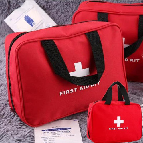 Big First Aid Bag - Camping And Outdoor Supplies
