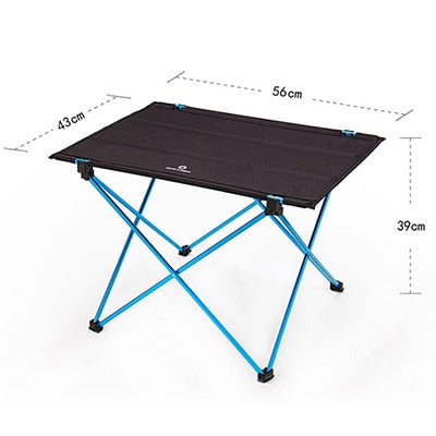 Ultra-light Folding Table - Camping And Outdoor Supplies