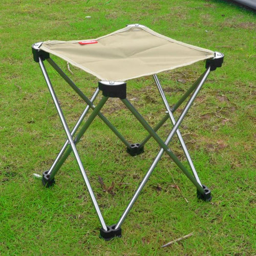Oxford Cloth  Folding Chair - Camping And Outdoor Supplies