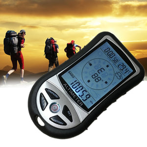 Electronic Navigation GPS Compass - Camping And Outdoor Supplies