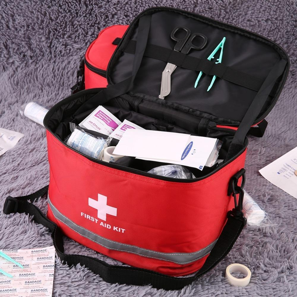Ripstop Sports Medical Bag - Camping And Outdoor Supplies