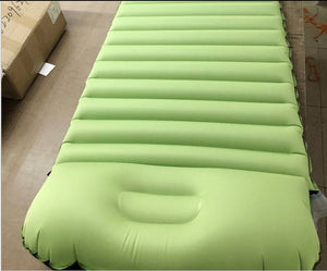 Inflatable Air Mat w/ Camping Bed - Camping And Outdoor Supplies