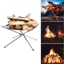 Load image into Gallery viewer, Outdoor Wood Stove - Camping And Outdoor Supplies
