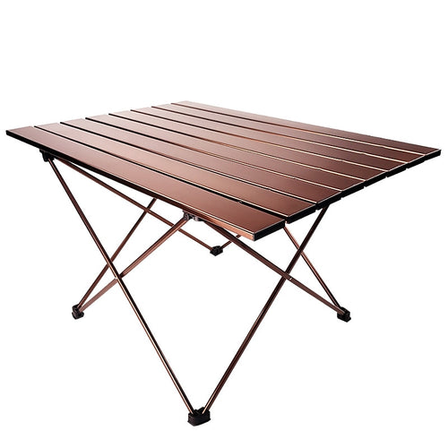 Portable Coffee Camping Table - Camping And Outdoor Supplies