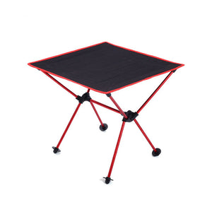 portable aluminum folding table - Camping And Outdoor Supplies