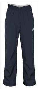 New Balance Team Navy New Youth Size Specific Large Warmup Track Pants