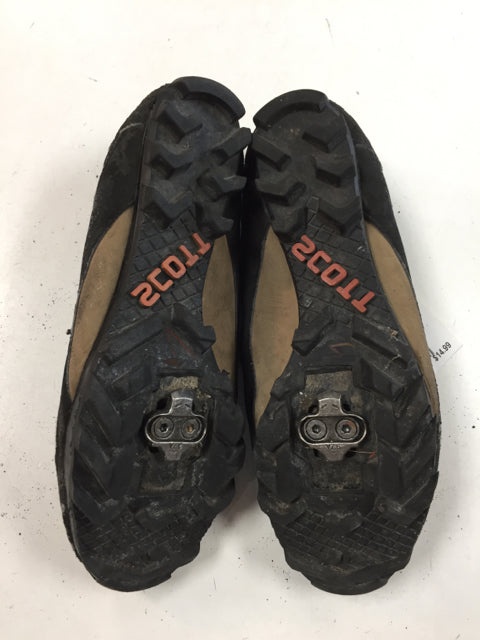 Scott Digger Womens 8 Used Biking Shoes