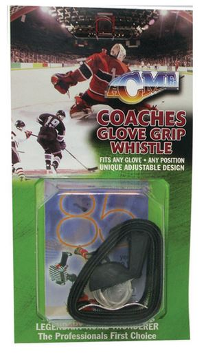 Acme Glove Grip Coaches Whistle