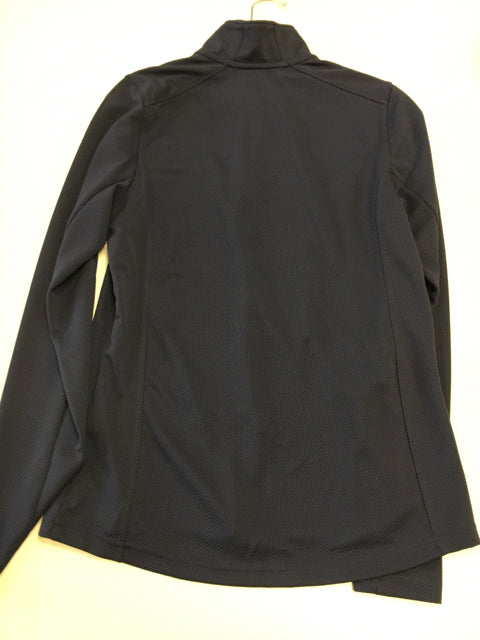 Sport Tek SnoKing New Ladies Small Navy 1/4 Zip