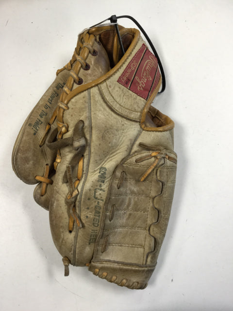 "Franklin 4089 RHT Used Size 12"" Baseball Glove"
