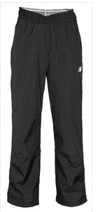New Balance Team Black New Youth Size Specific Medium Warmup Track Pants