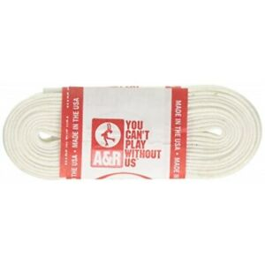 "A&R White Length 81"" New Figure Skate Laces"