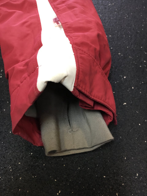 Helly Hansen Tech 5 Red Womens Small Used Ski/Snow Jacket