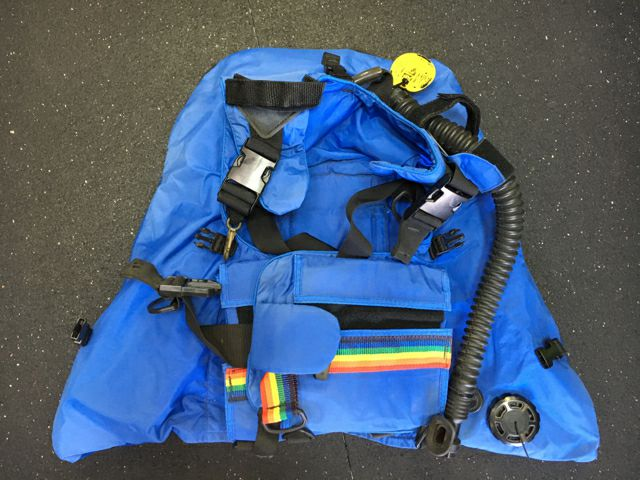 Used Dive Vest