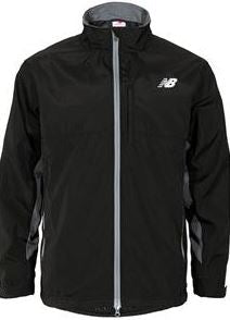 New Balance Team New Black Youth Size Specific Small Warmup Track Jacket