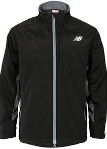 New Balance Team New Black Youth Size Specific Medium Warmup Track Jacket