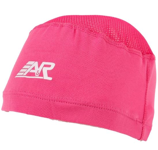 A&R Ventilated Pink New Skull Cap